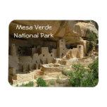 Parque nacional del Mesa Verde Imán De Vinilo