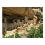 Parque nacional del Mesa Verde Postales