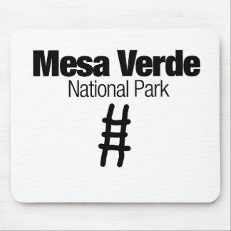 Parque nacional del Mesa Verde Tapetes De Ratones
