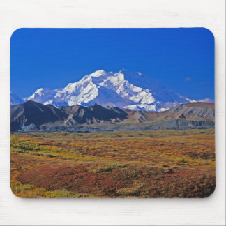 Parque nacional del monte McKinley Denali, Alaska Alfombrilla De Ratones