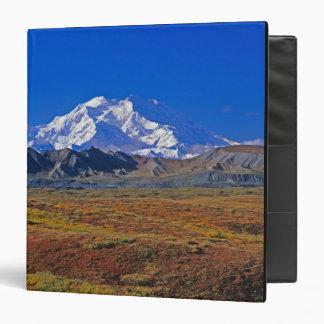 "Parque nacional del monte McKinley Denali, Alaska Carpeta 1 1/2"""