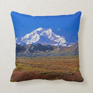 Parque nacional del monte McKinley Denali, Alaska Cojín