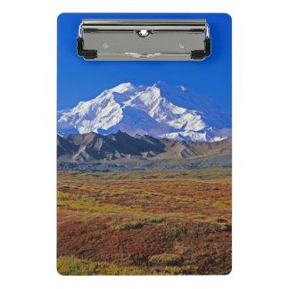 Parque nacional del monte McKinley Denali, Alaska Minicarpeta De Pinza