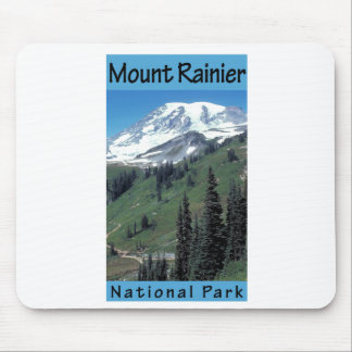 Parque nacional del Monte Rainier Alfombrilla De Ratones