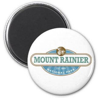 Parque nacional del Monte Rainier Iman De Frigorífico