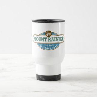 Parque nacional del Monte Rainier Tazas De Café