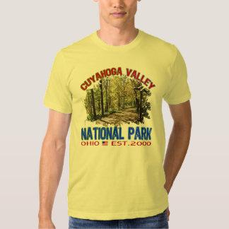 Parque nacional del valle de Cuyahoga, Ohio Poleras