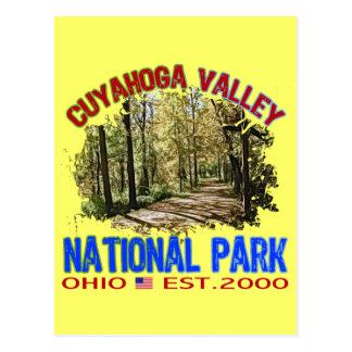 Parque nacional del valle de Cuyahoga, Ohio Postal