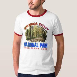 Parque nacional del valle de Cuyahoga, Ohio Remeras