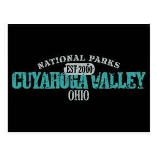 Parque nacional del valle de Cuyahoga Tarjetas Postales