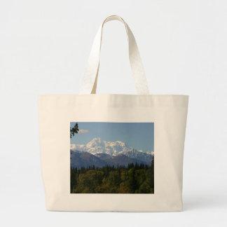 Parque nacional el monte McKinley de Alaska Denali Bolsas