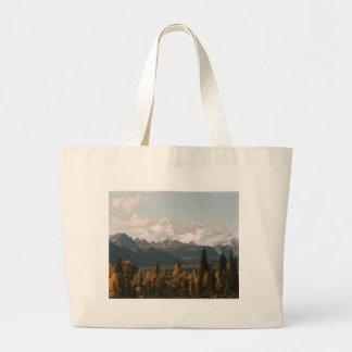 Parque nacional el monte McKinley de Alaska Denali Bolsa Lienzo