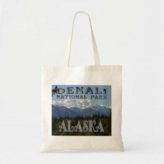 Parque nacional el monte McKinley de Alaska Denali Bolsa