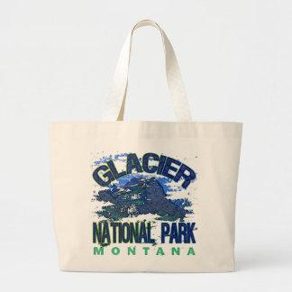 Parque Nacional Glacier, Montana Bolsa De Tela Grande