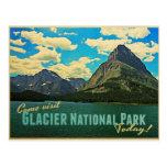 Parque Nacional Glacier Tarjetas Postales