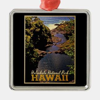 Parque nacional Hawaii de Haleakala Ornaments Para Arbol De Navidad