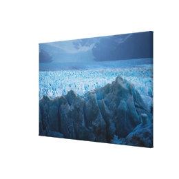 Parque Nacional Los Glaciares Canvas Print