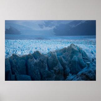 Parque Nacional Los Glaciares Poster