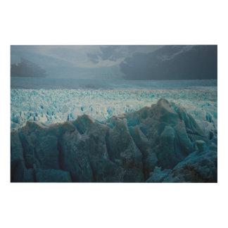 Parque Nacional Los Glaciares Wood Wall Art