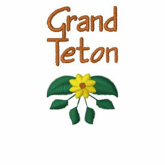 Parque nacional magnífico de Teton