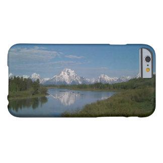 Parque nacional magnífico de Teton Funda Barely There iPhone 6