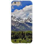 Parque nacional magnífico de Teton Funda De iPhone 6 Plus Barely There