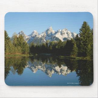 Parque nacional magnífico de Teton, gama de Teton, Alfombrilla De Ratón