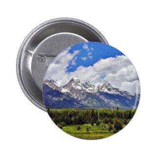 Parque nacional magnífico de Teton Pin