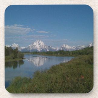 Parque nacional magnífico de Teton Posavaso