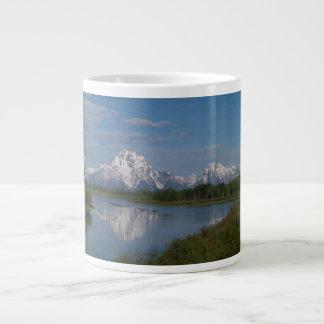 Parque nacional magnífico de Teton Taza Grande
