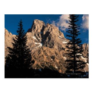 Parque nacional magnífico de Teton, Wyoming 2 Postal