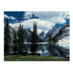 Parque nacional magnífico de Teton, Wyoming Tarjeta Postal