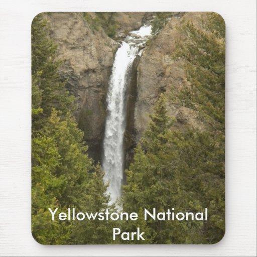 Parque nacional Mousepad de Yellowstone Alfombrilla De Raton