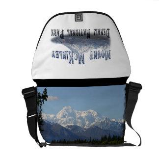 Parque nacional Mt McKinley de Alaska Denali Bolsa De Mensajería