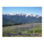 Parque nacional olímpico
