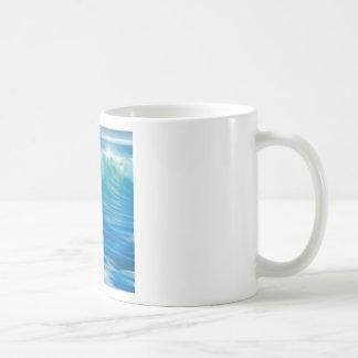 Parque nacional olímpico de la onda esmeralda del tazas de café
