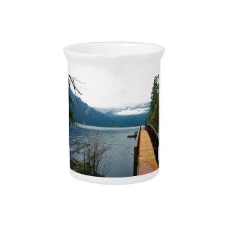 Parque nacional olímpico del cuenco de sacador de jarras