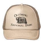 Parque nacional olímpico gorra