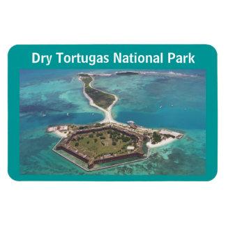 Parque nacional seco de Jefferson Tortugas del fue Imán