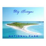 Parque nacional seco de Tortugas Postal