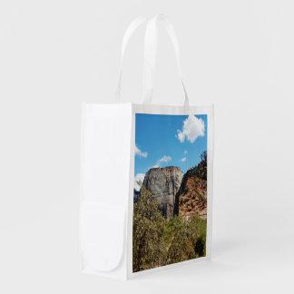 Parque nacional Utah de Zion del puesto de Bolsas Para La Compra