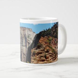 Parque nacional Utah de Zion del puesto de Taza Grande
