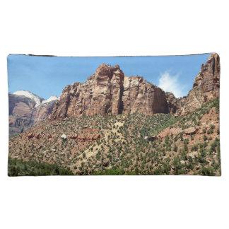 Parque nacional Utah de Zion del templo del este