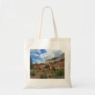 Parque nacional Utah del Mesa Zion del tablero de