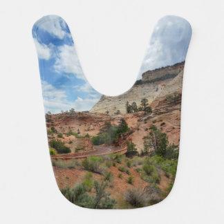 Parque nacional Utah del Mesa Zion del tablero de Baberos