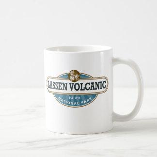 Parque nacional volcánico de Lassen Taza Clásica