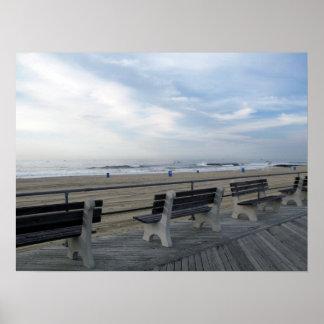 Parque NJ boardwalk3 de Asbury Impresiones