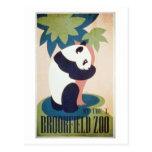 Parque-Panda de Brookfield Postales