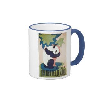 Parque-Panda de Brookfield Tazas