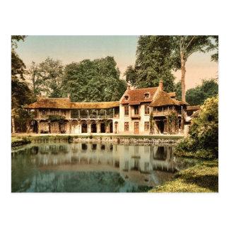 Parque pequeno de Trianon, Maison du Seigneur, Ver Tarjeta Postal